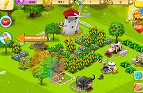 Dorfleben Browsergame