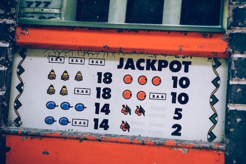 Online Slot Games mit Jackpot